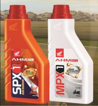 Perbedaan Oli MPX Dan SPX Honda AHM Oil