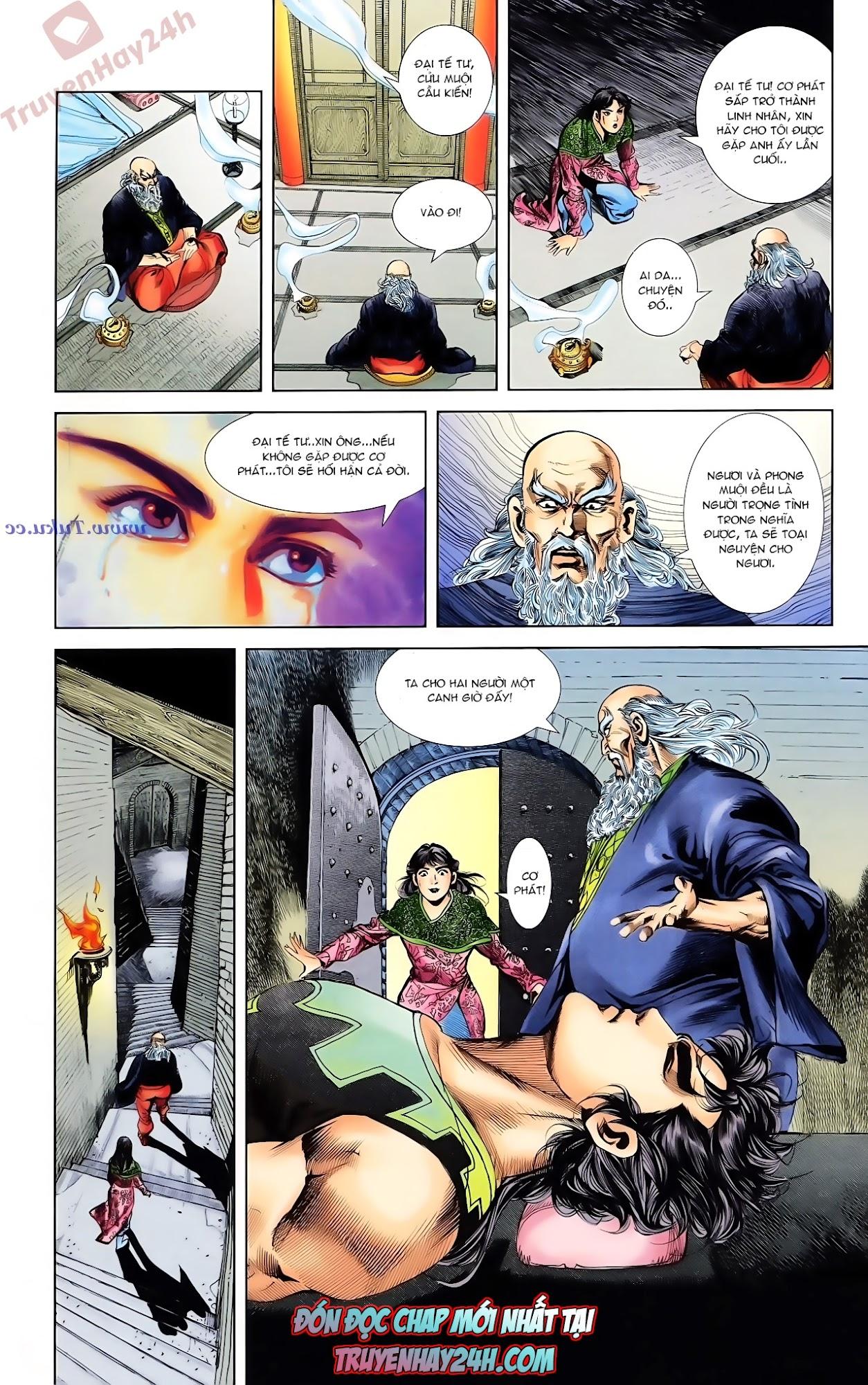 Cơ Phát Khai Chu Bản chapter 75 trang 30