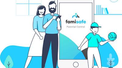 Famisafe: تطبيق مراقبة أسرية جد متطور