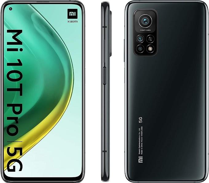 موبايل Xiaomi Mi 10T Pro 5G بسعر 7599 جنيه على نون مصر