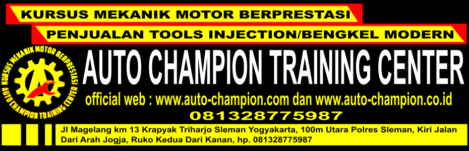 AUTO CHAMPION TRAINING CENTRE JOGJA