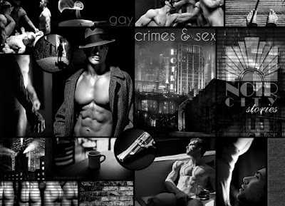 gay moodboard noir crimes city