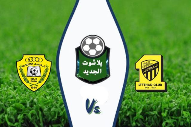 نتيجة مباراة الاتحاد والوصل اليوم 04-11-2019 البطولة العربية للأندية