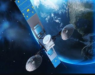 Dandalin kimiyya : Sadarwar Satellite, kimiyyar sararin samaniya