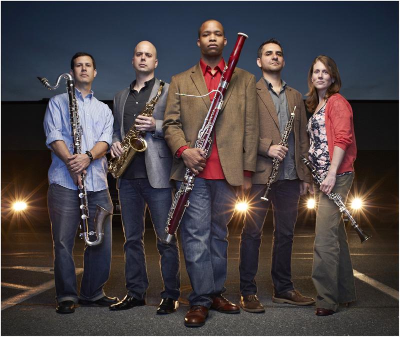 Strobist: On Assignment: Reed Quintet