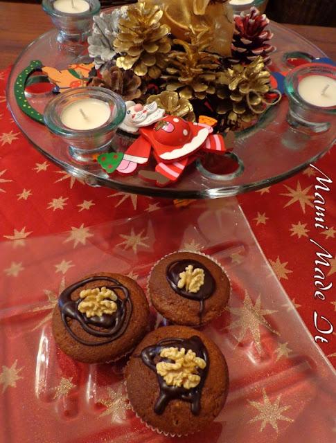 Spice Muffins - Gewürzmuffins