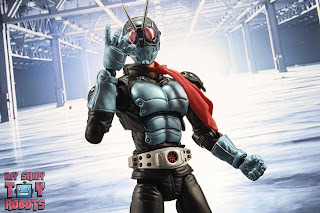 S.H. Figuarts Kamen Rider 1 (THE FIRST Ver.) 11
