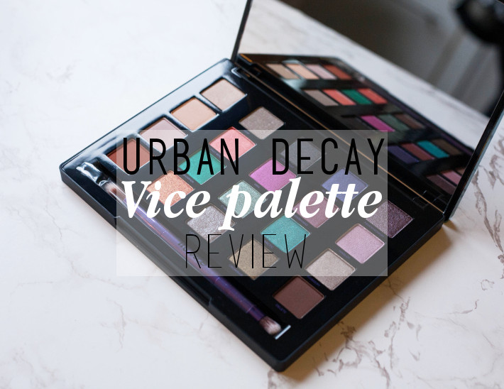 Beauty: Urban Decay Vice 4 review plus four makeup looks