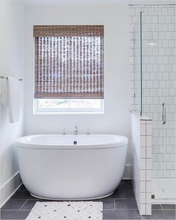 Bathroom Window Shades Home Interior Exterior Decor Design Ideas