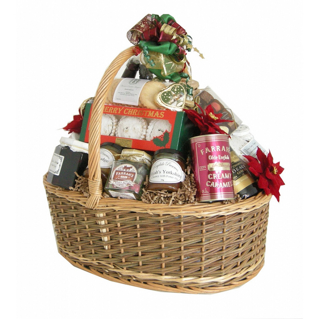 Best Funky Hampers For Your Wedding