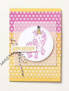 7 Stampin' Up!  Zany Zebras Projects #stampinup