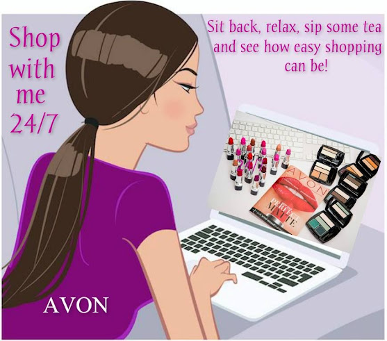 SHOP WITH ME 24/7 - MARY VIVANCO AVON REP ONLINE