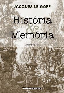 livro história e memoria