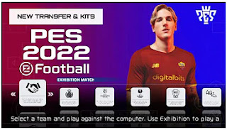 Download PES 2022 PPSSPP Chelito V2 Full Radar Name Small And Promotion Clubs/Teams & English Commentary