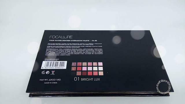 [BEAUTY COLLAB] EYE PRODUCT FAVORITE REVIEW FOCALLURE BRIGHT LUX #GoersBeautyPostCollaboration