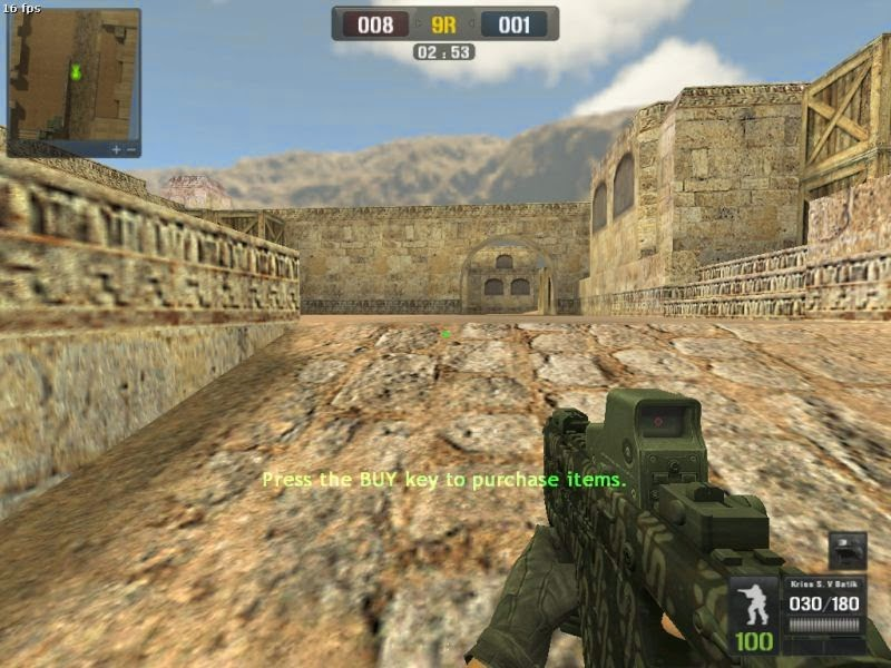 Download map point blank for counter strike
