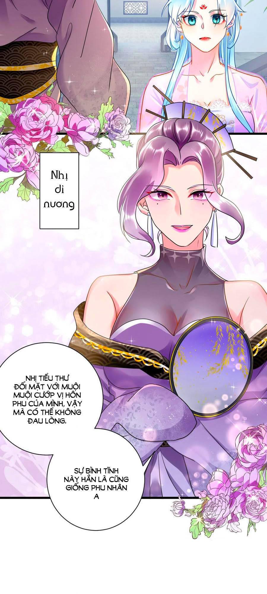 PHƯỢNG QUY TRIỀU: LÃNH VƯƠNG THỊNH SỦNG PHÁP Y PHI Chapter 23 - upload bởi truyensieuhay.com