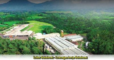 Lowongan Kerja PT Asia Health Energi Beverages Sukabumi Terbaru