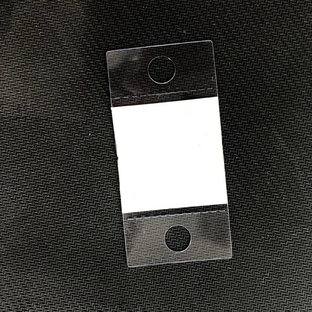Round Hole Hang Tabs