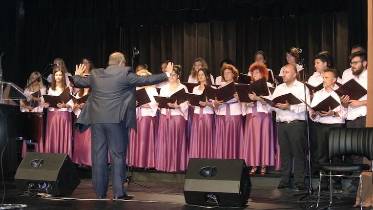 Έναρξη νέας χορωδιακής χρονιάς για την Τετράφωνη Ευρωπαϊκή Χορωδία Ι.Ν. Αγίας Κυριακής Αλεξανδρούπολης