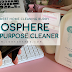 Nu Skin's Ecosphere Multi-Purpose Cleaner, our newest cleaning buddy.