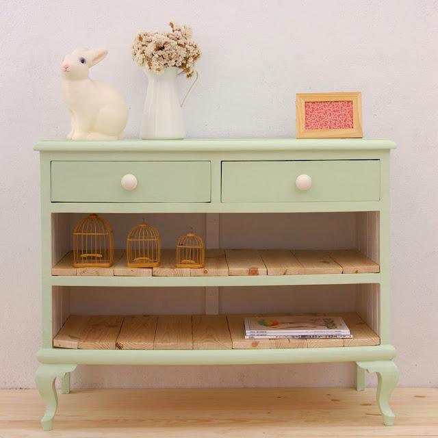 Los 5 muebles mas bonitos que he recuperado la buhardilla decoraci n - Mas que muebles ...