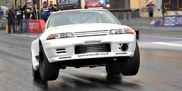 Skyline GT-R Tercepat di Dunia