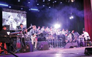 Una noche indiscutible con la Sucre Big Band Jazz en el Teatro Gran Mariscal de Sucre - Bolivia / stereojazz