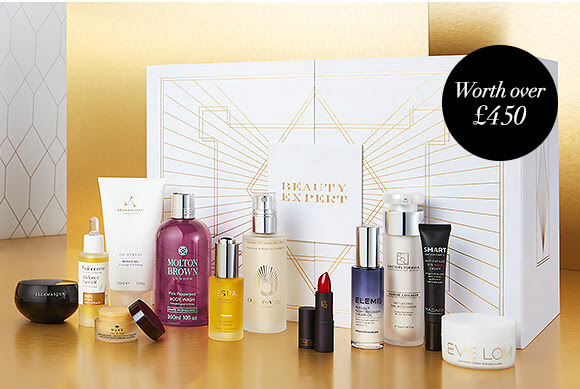 Contents and spoilers of the Beauty Expert 12 Days of Christmas Advent Calendar 2018 - ships worldwide free.