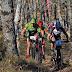 Manu Cordero (Extremadura-Ecopilas) gana en el Mirador del Cerro