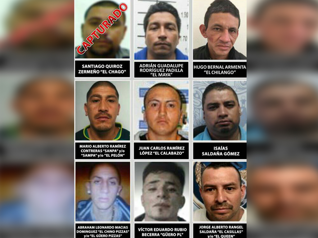"Capturan al ""Chago"" lider criminal responsable de masacres en Guanajuato"