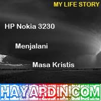 HP Nokia 3230 Ku Kini Menjalani Masa Kritis