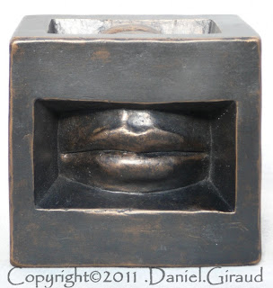 sculpture cube