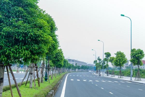 Lợi thế nổi bật chỉ có Hope Residence Phúc Đồng Long Biên