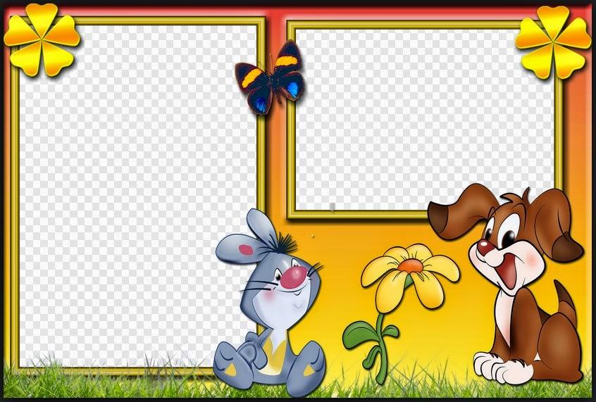 Download Bingkai Photoshop Lucu, Unik, Cantik, dan Menarik