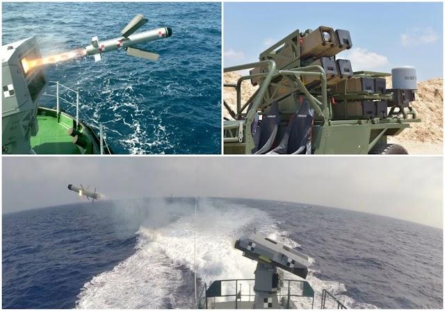 Έρχονται τα φονικά Spike NLOS για τις ΕΔ-Ενδιαφέρον και για τη ναυτική έκδοση