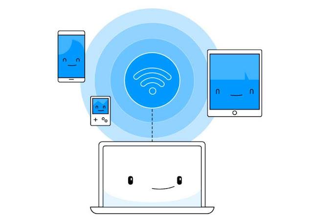 Cara Berbagi Kuota Internet Android