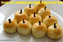 Resep cara membuat Kue Nastar dengan Selai Nanas