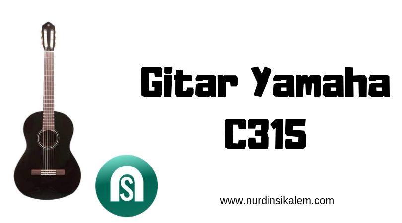 Kelebihan gitar yamaha C315