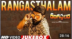 Rangasthalam Video Songs Jukebox