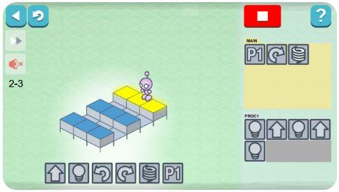 Lightbot – Programming Puzzles