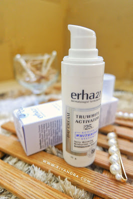 Erha TruWhite Activator Day Cream Brightening