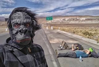 El viaje de Sergio, Chivay, guia de viajes peru