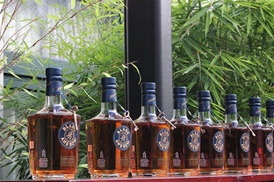 Blade and Bow Bourbon Whiskey Bar Recipes