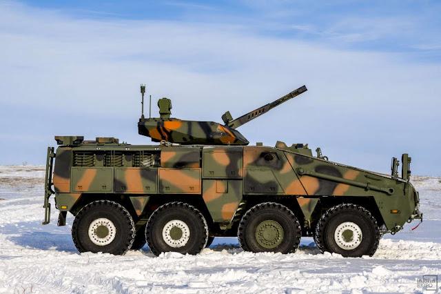 Armored Combat vehicules APC/IFV (blindés..) - Page 4 29