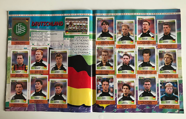 Figurine Germania Euro 96