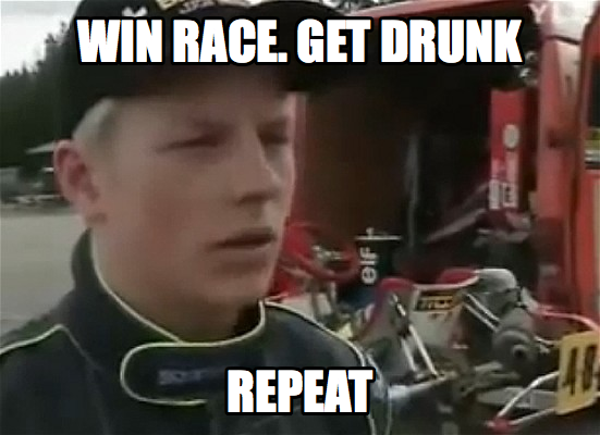 Formula 1 Memes Burnedsap