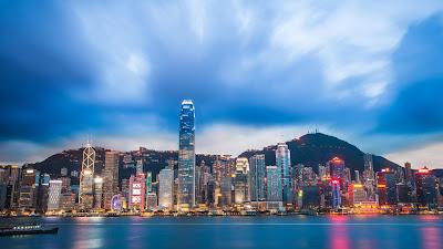 Trump apertará a economia de Hong Kong 2