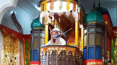 Khatam Alquran Masjid Nurul Huda Ganting, Orang Tua Ikut Menguji, Bako Turut Berpartisipasi