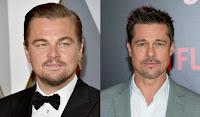 Brad Pitt con Leonardo DiCaprio nel nuovo film di Quentin Tarantino